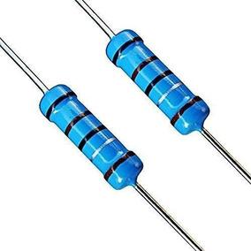 Resistores Metal Filme 100 Ohms 3w 5% 10 Peças