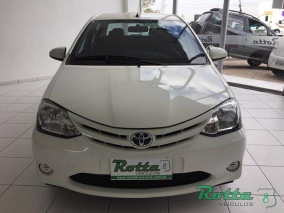 Toyota Etios Sedan Xs 1.5 Imperdível