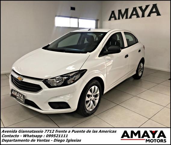 Chevrolet Onix 1.4 Lt 2018 Nuevoo !! 16.000 Km ! Amaya