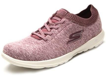 Tênis Feminino Skechers Go Walk Air Cooled Original-promoção