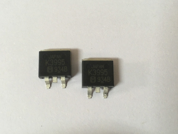 Transistor Smd K3995 2sk399500l (kit 2 Peças)