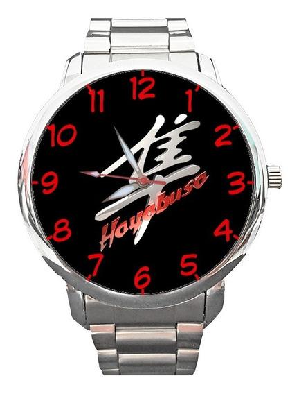 Relógio Personalizado Tema Hayabusa
