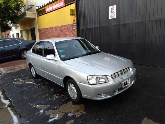 Hyundai Accent 1.5 Gls 4dr Abs Ab 2000