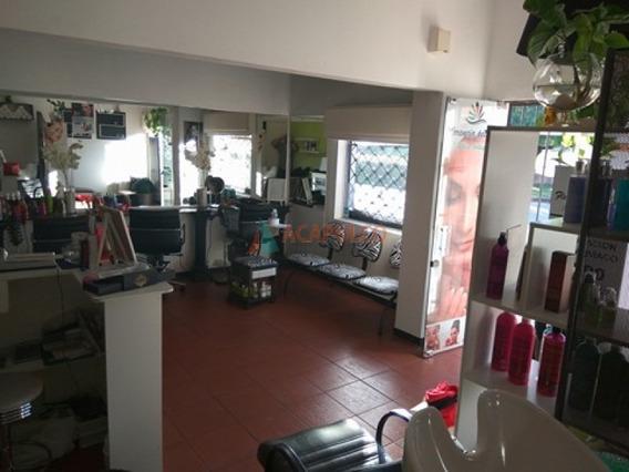 Local Comercial Sobre Avenida En Parque Batlle- Ref: 462
