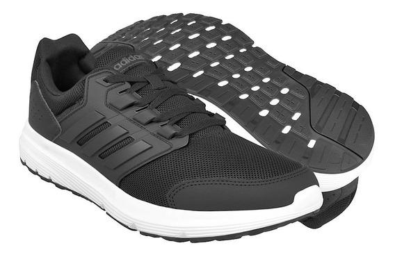 Tenis Deportivos Para Caballero adidas F36163 Black