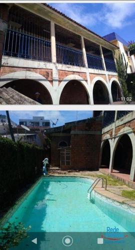 Casa Com Piscina Em Jardim Atlântico - Ca1438