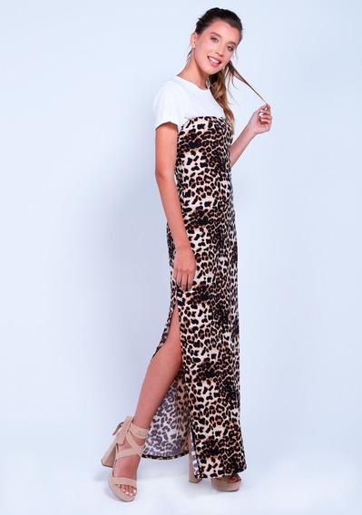Vestidos Mujer Aishop Animal Print