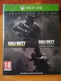 Call Of Dutty Infinite Warfare Cod Modern Warfare Remastered