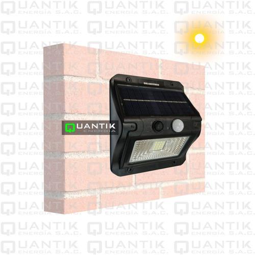 Reflector Panel Solar Con Sensor Movimiento Pir, Automatico