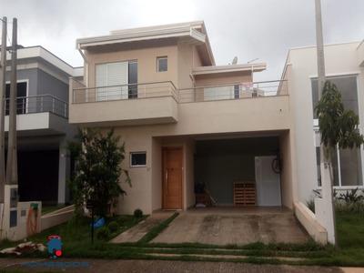 Sobrado A Venda - 261m2 , 4 Suites , 3 Salas E Piscina - Condomínio Reserva Real - Ca00396 - 33700275