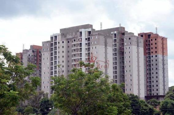 Apartamento Residencial À Venda, Bela Vista, Salto. - Ap0010