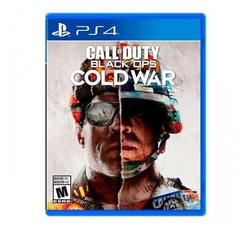 Juego Ps4 Call Of Duty Black Ops Cold War Juego Ps4 Tk939