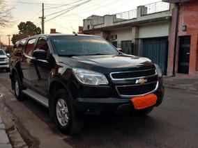 Chevrolet S10 4x4 Lt C/d 180cv 68000 Km Reales