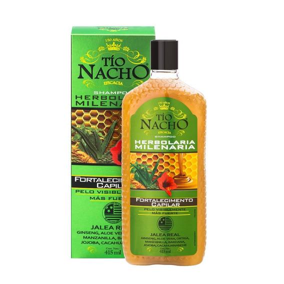 Tío Nacho Shampoo Fortalecimiento Capilar 415ml