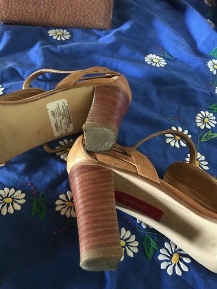 Zapatos Sandalias Blaqué Impecables! Talle 39