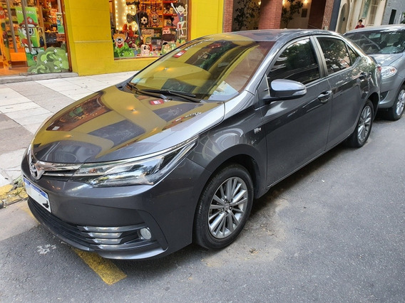 Toyota Corolla 1.8 Xei Cvt Pack 140cv 2018