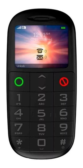 Sky Devices Panda Dual SIM 32 MB Negro 32 MB RAM