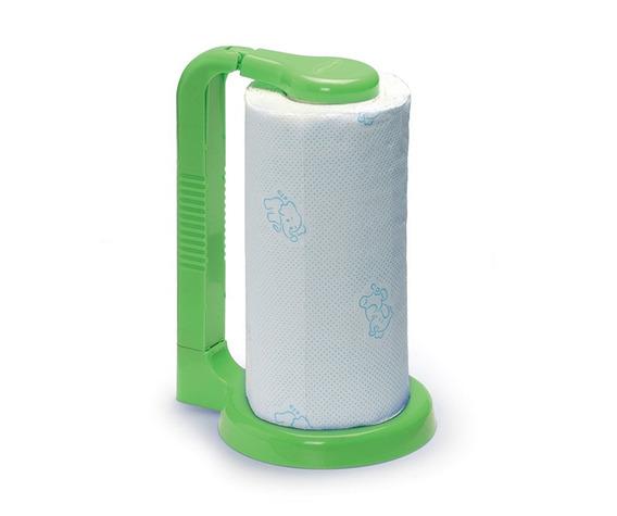 Porta Papel Toalha Guardanapo Plástico 14,8x19,5x26,3cm