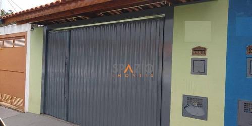Imagem 1 de 17 de Chácara Com 1 Dormitório À Venda, 95 M² Por R$ 260.000,00 - Vila Industrial - Rio Claro/sp - Ch0026