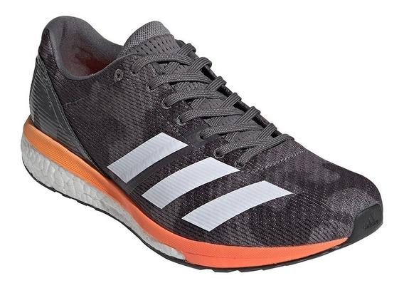 Tenis De Competencia adidas Adizero Boston 8 Correr Maraton