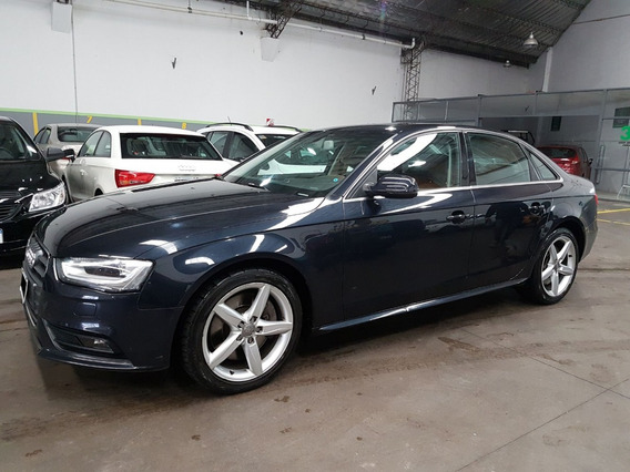 Audi A4 3.0 Tfsi Stronic Quattro Azul Impecable