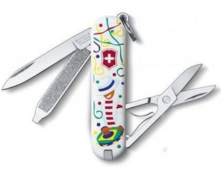 Canivete Victorinox Classic Rio De Janeiro 7f 0.6223.rio8