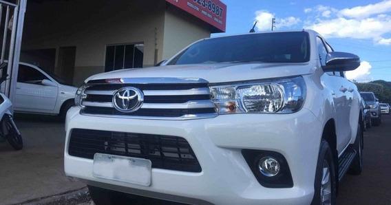 Toyota Hilux Hilux 2.8 Srv 4x4 Cd 16v Diesel Automático 2018