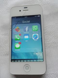 iPhone 4 Como Nuevo