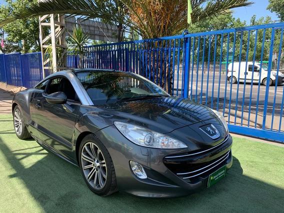 Peugeot Rcz Año 2012 Crédito Y Finaniamiento