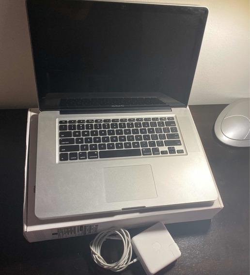 Macbook Pro 15.4 Mid 2012 16gb Ram Y Ssd