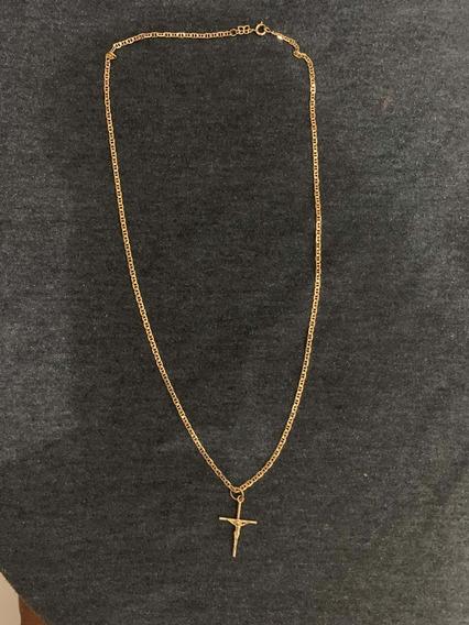 Cordão De Ouro Da Romanel