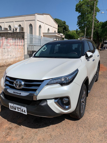 Toyota Sw4 Srx 2017- 7 Lugares