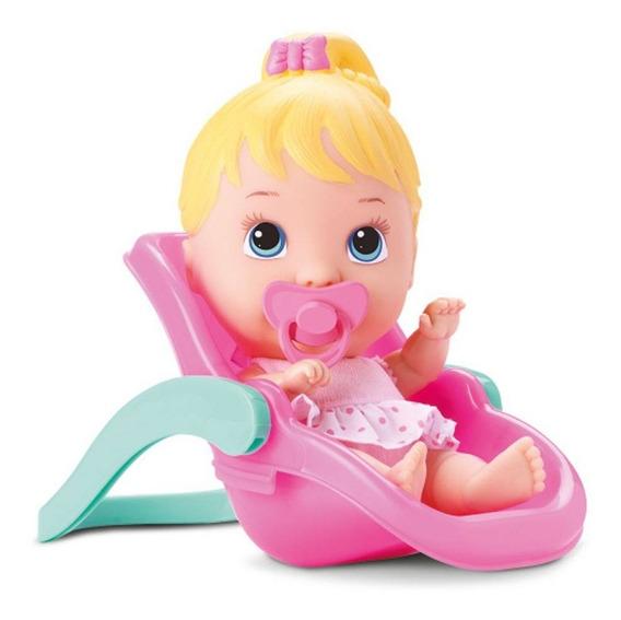 Boneca Little Dolls Conforto - Divertoys 681