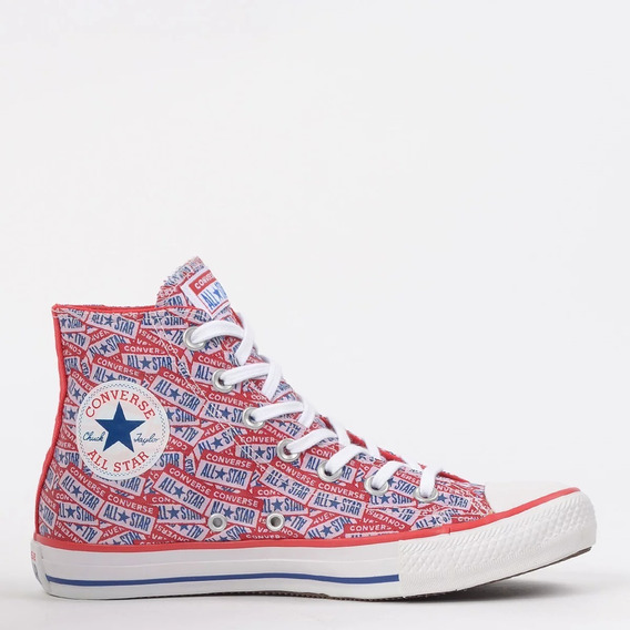 Tênis Converse All Star Vermelho/azul/branco Ct13150001 Orig