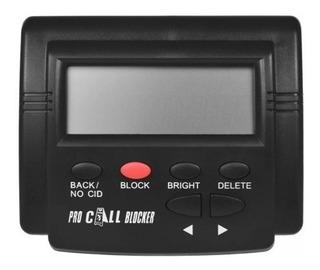 Bloqueador Chamadas Indesejadas Telefone Fixo Ct-cid803-plus