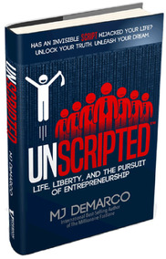 Unscripted - Mj Demarco (novo Livro - Lançamento)