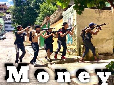 Clipe Money - Seu Jeffrey 20/03 - Gravação Clipes Jf