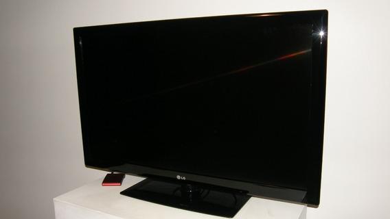 Tv Led LG 55 Pol Mod 55ld650, Não Dá Imagem Vendo No Estado