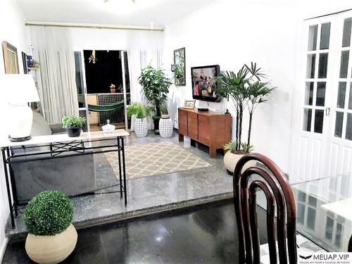 Imagem 1 de 24 de Apartamento Com 3 Dormitórios Para Venda Em Santos - Jm2213 - 69213747