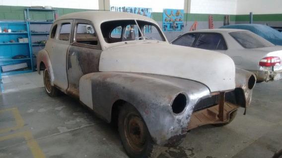Chevrolet/gm 1947 Modelo Fleetmaster