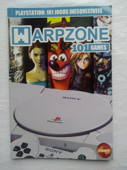 Warpzone 101 Games - Playstation