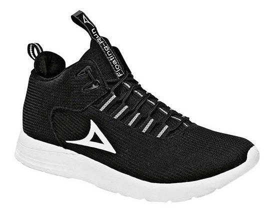 Sneaker Casual Liso Niño Pirma Original Bota Dtt62562
