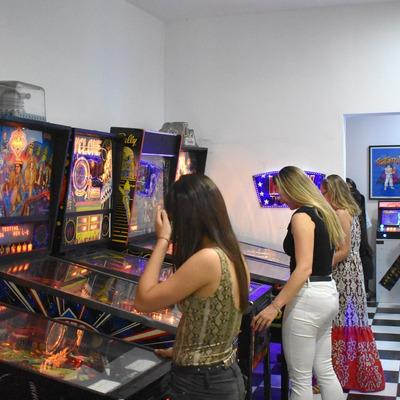 Salon De Fichines, Arcade, Flipper Para Jugar Libre!