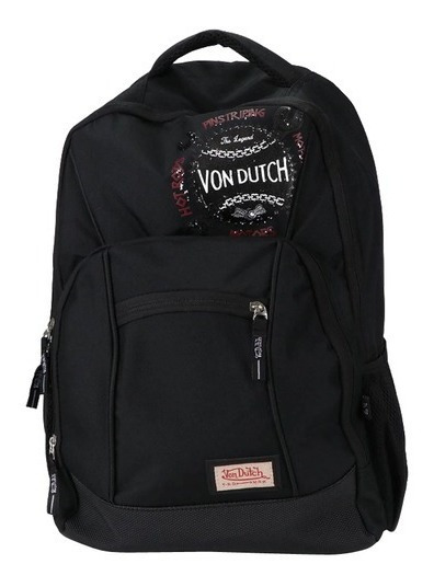 Mochila Costas Von Dutch - Original - Santino - Vdm182701