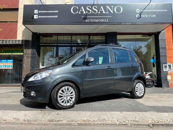 Fiat Idea 1.6 Essence 115cv 2012 Gris Oscuro Cassano Automob