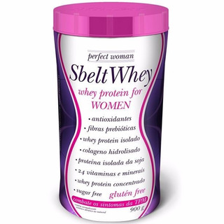 Sbelt Whey - 900g - New Millen