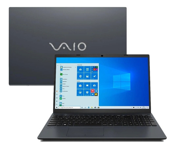 Notebook Vaio Fe15 Core I5-10210u 8gb 1tb Tela 15.6
