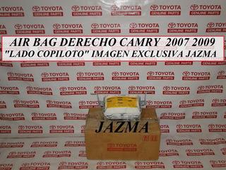 Air Bag Derecho Camry 2007 2009 Original Toyota 73960-33120