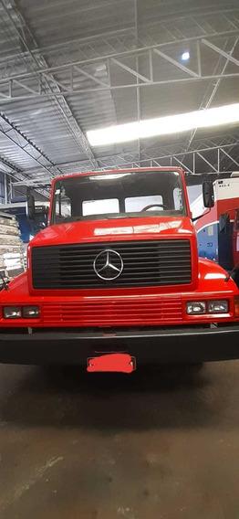 Mb 1214 Truck 1993
