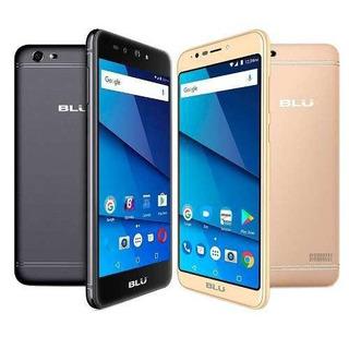 Celular Blu Grand Xl Lte 7.0 Hd 2gb   13mp  16gb   C/factura